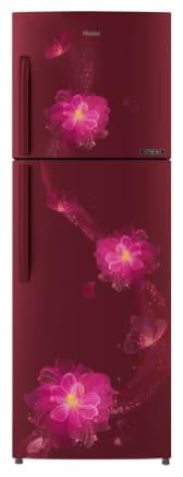 Haier 258 L 3 star Frost free Refrigerator - HRF-2784CRB-E , Maroon