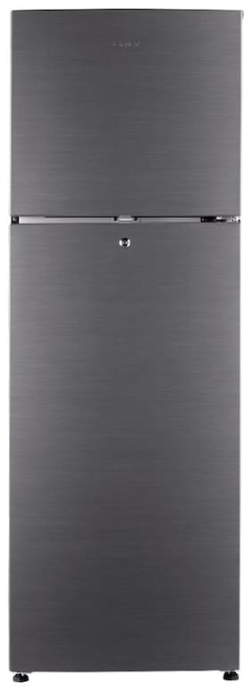 Haier 258 ltr 3 star Frost free Refrigerator - HRF-2783BS-E , Silver