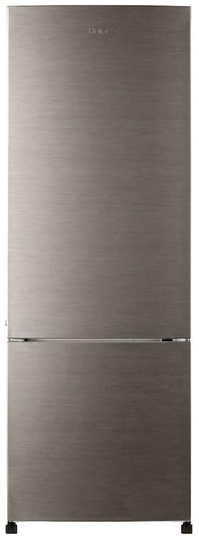 Haier 320 L 3 star Frost free Refrigerator - HRB-3404BS-E , Brushline silver