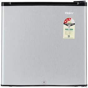 Haier 52 L 3 star Frost free Refrigerator - HR-62VS , Silver