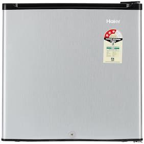 Haier 52 L 3 star Frost free Refrigerator - HR-62VS , Silver