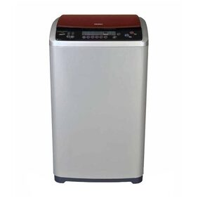 Haier 6.5 Kg Fully Automatic Top Load Washing Machine (HWM65-707NZP, Silver)