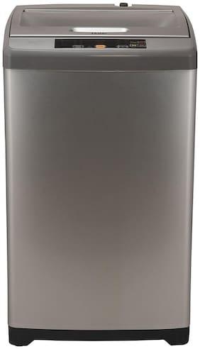 Haier 6 Kg Fully Automatic Top Load Washing Machine (HWM60-707NZP, Grey)