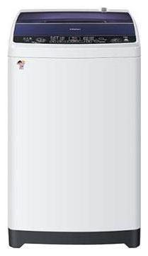 Haier 6 Kg Fully automatic top load Washing machine   HWM60 1269DB , Moonlight grey