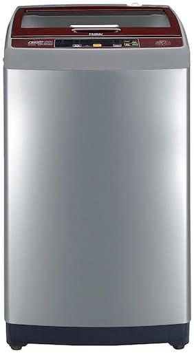 Haier 7.5 Kg Fully Automatic Top Load Washing machine - HWM75-707NZP , Grey