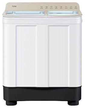 Haier 9.2 Kg Semi automatic top load Washing machine - HTW-92-178 , Gold