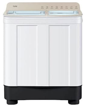 Haier 9.2 Kg Semi automatic top load Washing machine - HTW-92-178 , Gold