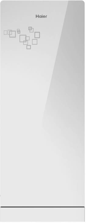 Haier 192 L 3 star Direct cool Refrigerator - HRD-1923PMG-E , Silver