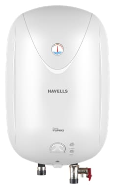 Havells 15 L Storage Geyser Puro Turbo (WHITE)