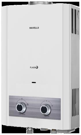 HAVELLS FLAGRO 6 L LPGWH 1.2 kg WHITE