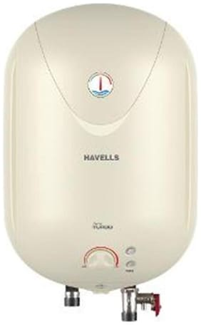 HAVELLS PURO TURBO 25 L SP FP IVORY-Storage watre heater