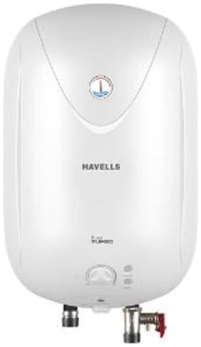 HAVELLS PURO TURBO 25 L SP FP WHITE-Storage water heater