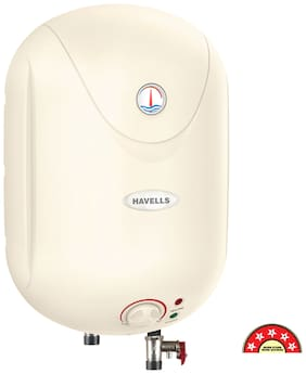 HAVELLS PURO PLUS 5S 15 L SP FP IVORY-Storage watre heater