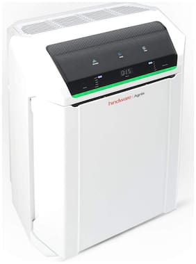 Hindware AGNIS White Ionizer Air Purifier ( 75 W ,Coverage Area: 400 sq ft )
