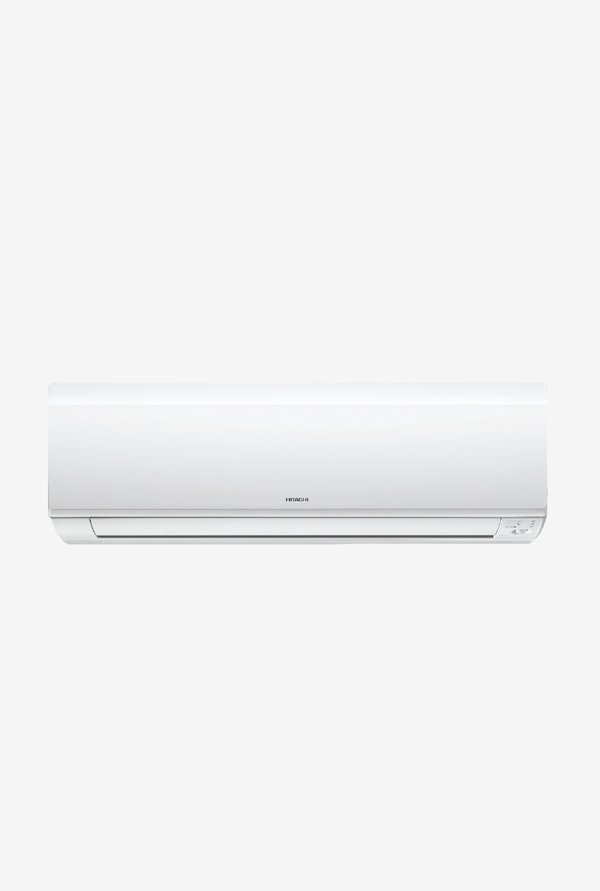 Hitachi 1.2 Ton 3 Star (2018) Inverter Split AC (Kashikoi - RSB314IBEA White)