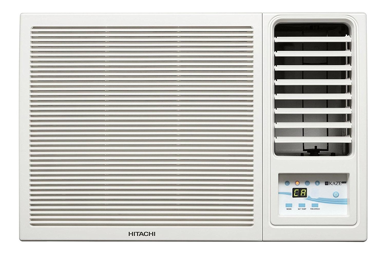 Hitachi 1.5 Ton 3 Star Window AC (RAW318KUD White)