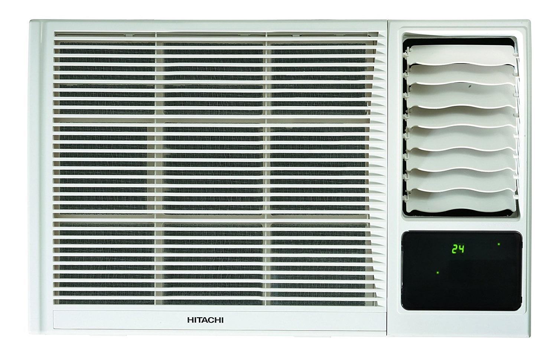 Hitachi 1.5 Ton 3 Star Window AC (Copper RAW318KXDAI White)