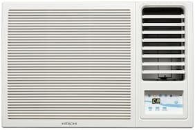 Hitachi 1.5 Ton 5 Star Window AC (RAW518KUDZ1, White)