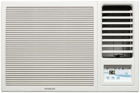 Hitachi 1.5 Ton 3 Star Window AC (RAW318KUD, White)