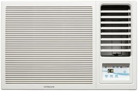 Hitachi  1.5 Ton 5 Star BEE Rating Window AC (RAW518KUDZI , White)