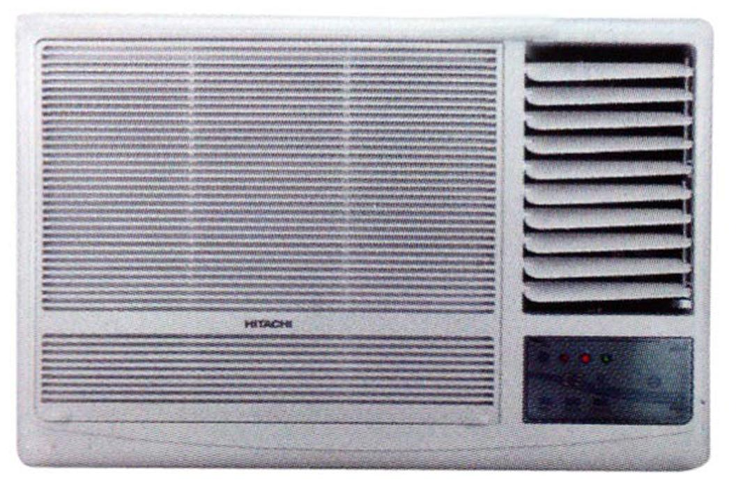 Hitachi 1.5 Ton 2 Star Window AC (RAW218KUD White)