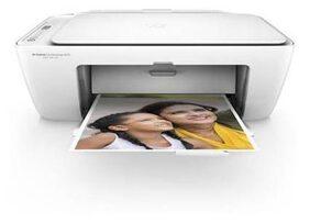 HP 2675 Multi-function Inkjet Printer (White)