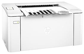 HP M104w Single-Function Laser Printer
