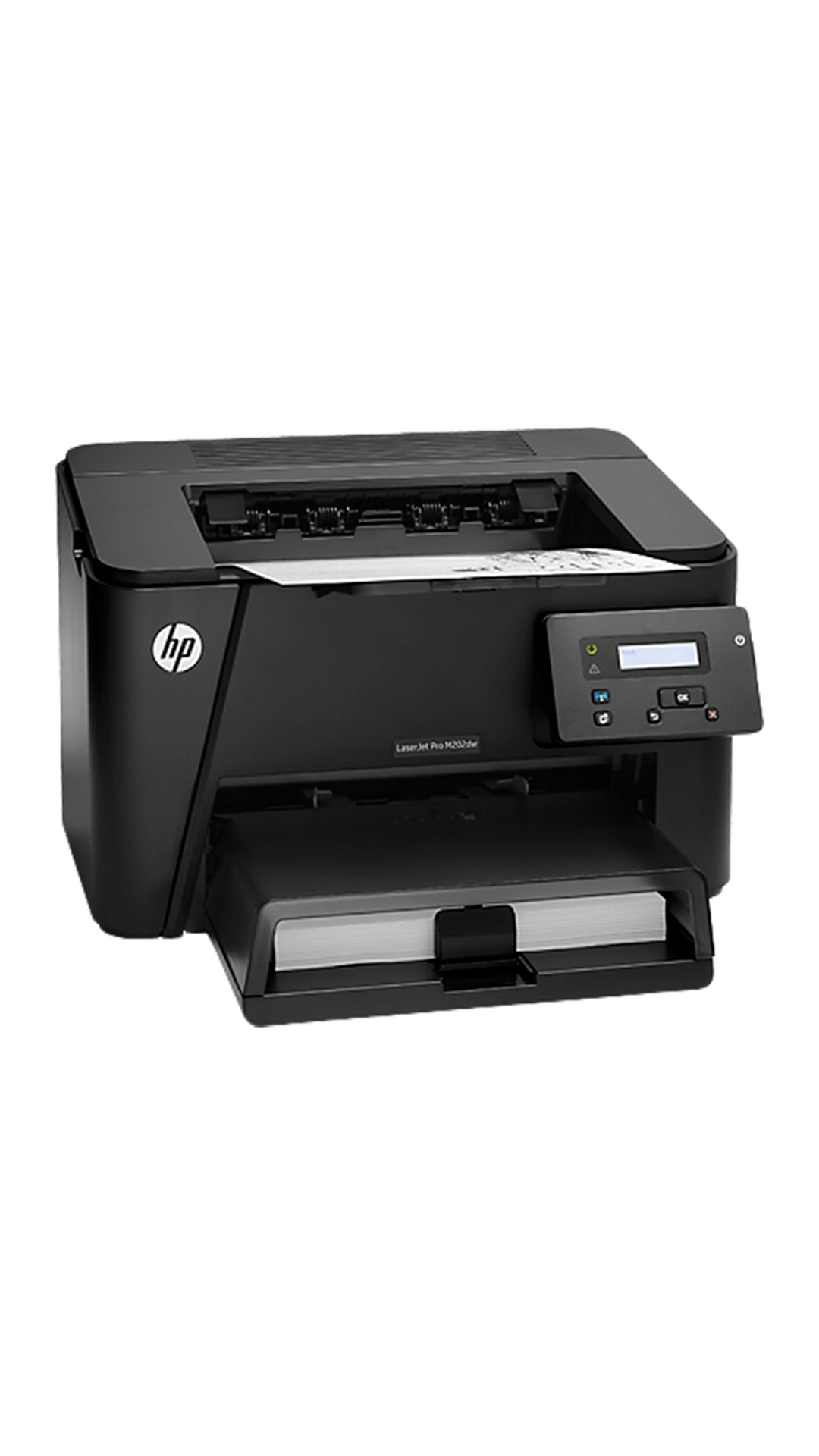 HP LaserJet Pro M202dw Single-Function Laser Printer