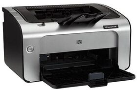 HP LaserJet Pro P1108 Single-Function Laser Printer