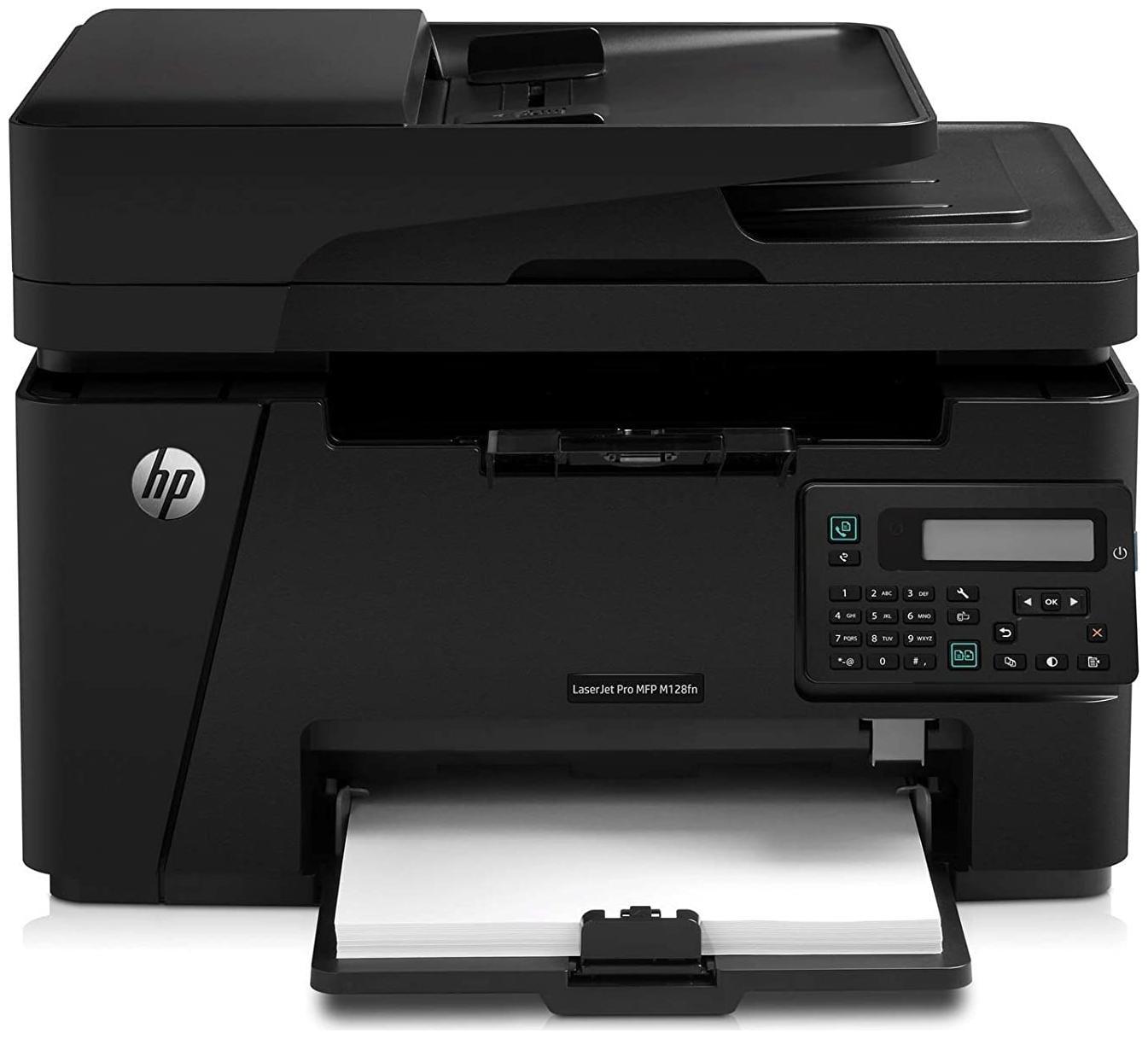 HP M128fn Multi Function Laser Printer by Priy Corporation