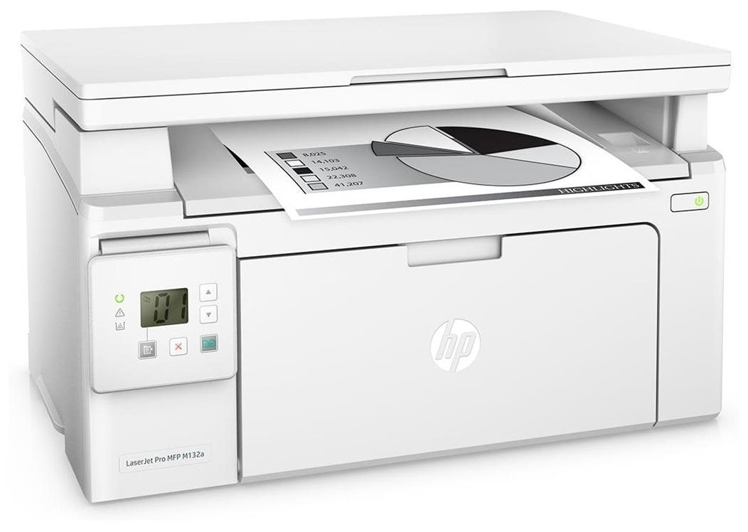 HP M132a (G3Q61A) Multi-Function Laser Printer