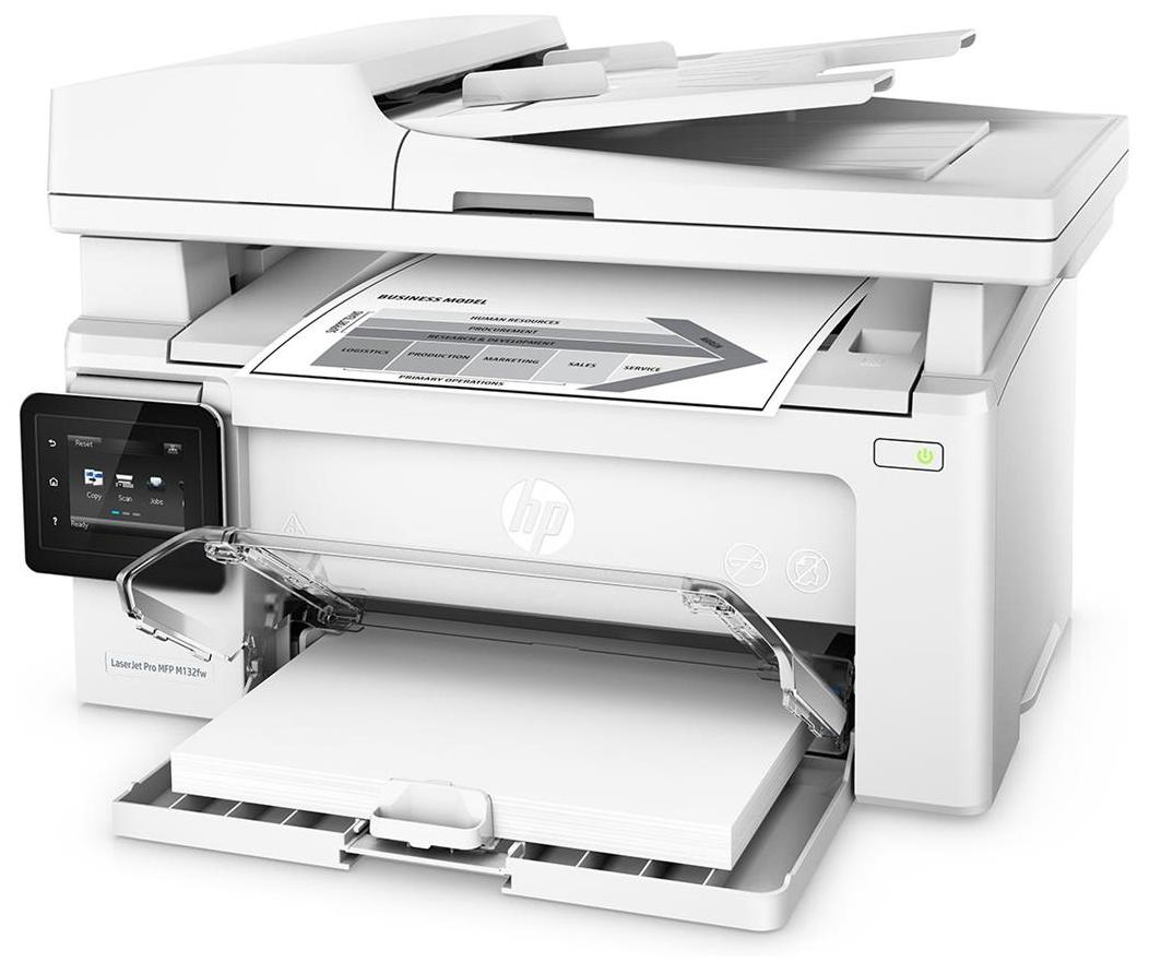 HP M132fw (G3Q65A) Multi-Function Laser Printer