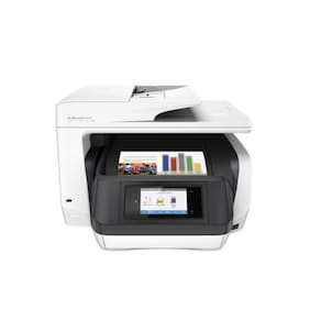 HP OfficeJet Pro 8720 Multi-Function Inkjet Printer (White)