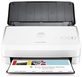 HP L2759a Sheet-fed scanner