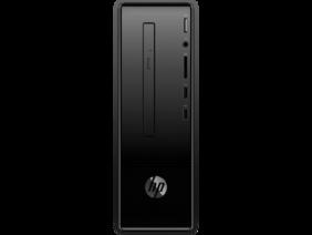 HP Slimline 260 (Intel Pentium J5005 / 4 GB / 1 TB HDD / HP USB Wired Black Keyboard Mouse / DOS) 260-a0008il , Tower Desktop (Black)