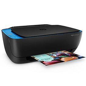 HP Ultra 4729 All-in-One (F5S66A) Multi-Function Inkjet Printer (Black)