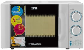 IFB 17 l Solo Microwave Oven - 17PM MEC1 , White