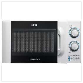 IFB 17 L Solo Microwave Oven (17PM MEC1, White)