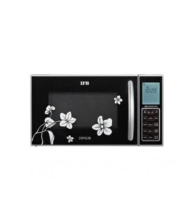 IFB 25 L Grill Microwave Oven (25PG3B, Silver)