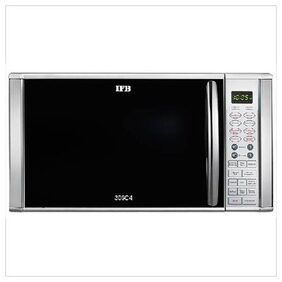 IFB 30 L Convection Microwave Oven ( 30sc4 , Metallic Silver )