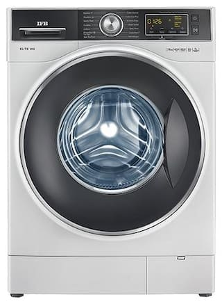 IFB 7.5 kg Fully automatic front load Washing machine - ELITE WX , White