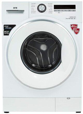 IFB 7 kg Fully Automatic Front Loading Washing Machine (Serena WX,White)