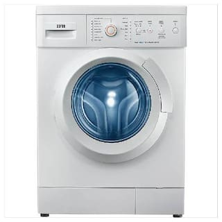 IFB 6 kg Fully automatic front load Washing machine - EVA AQUA VX LDT , White