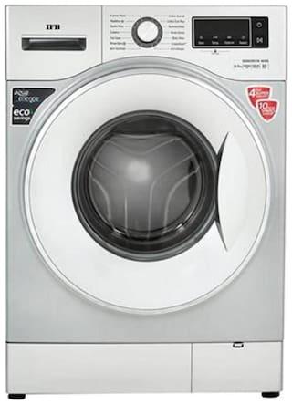 IFB 6.5 kg Fully automatic front load Washing machine - SENORITA WXS , Chrome white