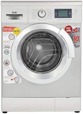 IFB 8 kg Fully automatic front load Washing machine - SENATOR AQUA SX , Silver