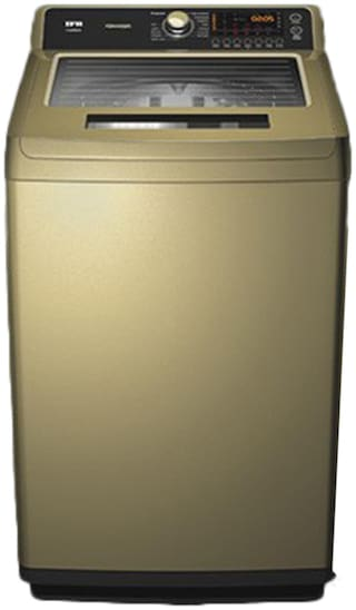 IFB 8.5 kg Fully automatic top load Washing machine - TL 85SCH , Champagne gold