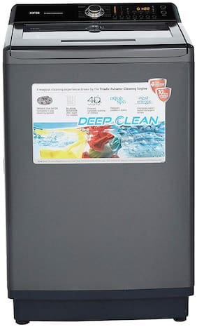 IFB 9.5 Kg Fully automatic top load Washing machine - TL-SDG 9.5 KG AQUA , Graphite grey