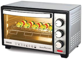 Inalsa 24 L Otg Microwave Oven - MASTERCHEF 24RSS , Silver