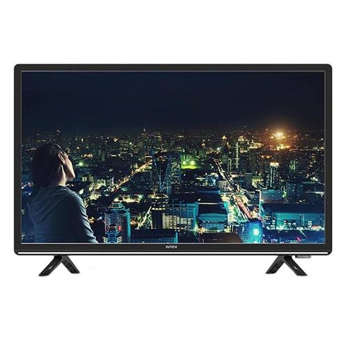 Intex 22 Inches Full HD LED Stard TV (LED-2208, Black)