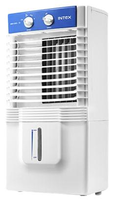 Intex Mini Cool-10 L Room Air Cooler (White & Blue)